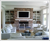 In Home Installation Services - TV Installation and Mounting